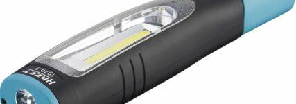Neue LED-Handlampe von Hazet