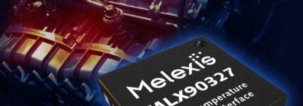 Motorsteuerung: Neuer Hochtemperatur IC von Melexis