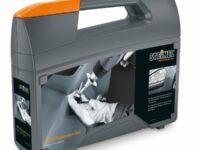 Mehr als heisse Luft: Neues Kunststoffreparatur-Set von Steinel