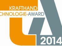 KRAFTHAND Technologie-Award: Das sind die Preisträger