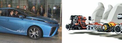 Nachgefragt: Das Werkstattkonzept zum Brennstoffzellenfahrzeug Toyota Mirai