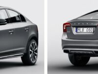 Volvo stellt den S60-Cross-Country vor