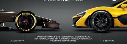 Frühstart: Pirelli kündigt Sommerreifen-Kampagne an