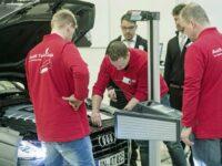 Audi kürt bestes deutsches Service-Team
