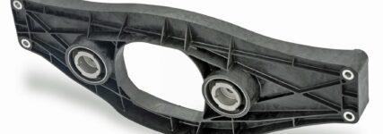 Contitech: Erster Hinterachsgetriebe-Querträger aus Polyamid