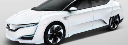 Streiflicht Genf: Honda zeigt Brennstoffzellenfahrzeug FCV-Concept