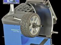 Radauswuchtmaschine von Snap-on für Werkstätten mit hohen Durchgangsraten