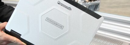 Europapremiere: Panasonic geht mit Toughbook 'CF54' an den Start