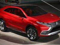 Streiflicht Genf: Weltpremiere des Mitsubishi XR-PHEV II