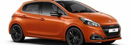 Streiflicht Genf: Neuer Peugeot 208 mit neuen Euro-6 Motoren