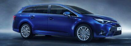 Streiflicht Genf: Weltpremiere des neuen Toyota Avensis