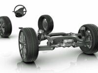 ZF: Lenkbare Hinterachsen durch Änderung der Spur