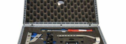 GKN mit neuem Werkzeugkoffer zur Antriebswellenreparatur