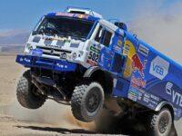 Rallye-Dakar: Kamaz-Trucks mit Lüfterlösungen von Borg-Warner