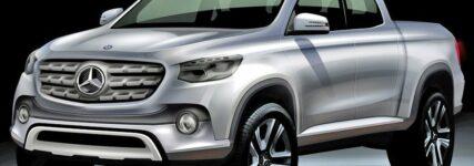 Mercedes-Benz plant Einführung eines Pickups