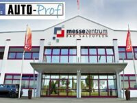 Fachmesse 'Auto-Prof' vom 14. bis 16. April in Bad Salzuflen