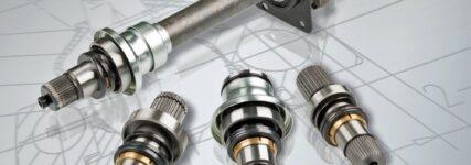 Meyle erweitert Sortiment um Steckwellen für Differentialgetriebe von VW und Ford