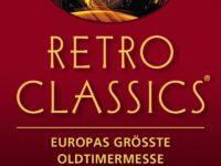 Retro Classics in Stuttgart: Treffpunkt der internationalen Oldtimer-Szene
