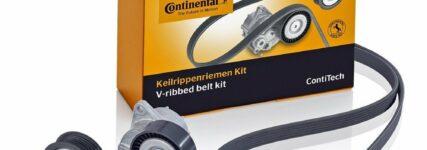 Contitech: Nebentrieb-Kits neu im Portfolio für den Aftermarket