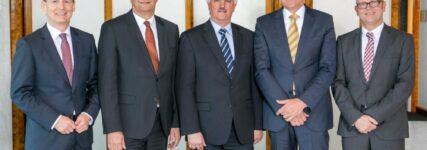 Neue Geschäftsführung bei Dekra Automobil GmbH