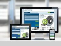 Daparto optimiert Webseite für mobile Geräte