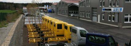 Eder Gruppe: Einweihung der neuen Produktionshallen in Tuntenhausen