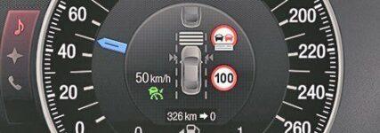 Ford setzt im neuen S-Max intelligenten Geschwindigkeitsbegrenzer  ein