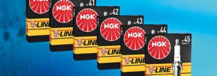 NGK erweitert Zündkerzensortiment