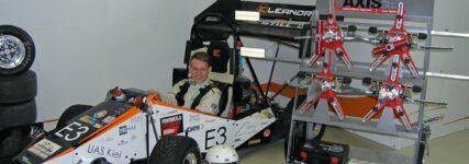 Formula Student: Haweka unterstützt Team 'Raceyard'