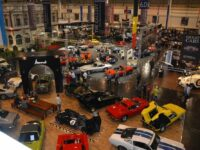 Techno-Classica Essen 2015 lockte rund 190.000 Besucher