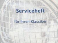 ZDK bietet Serviceheft für Klassiker an