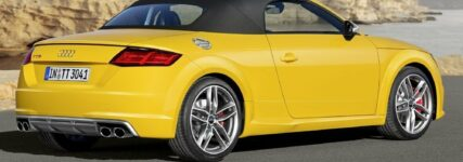 Audi TT Roadster: Webasto-Edscha mit neuer Verdecktechnologie