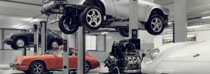 Nachgefragt: Neue Porsche Classic Partner, 52.000 Ersatzteilpositionen