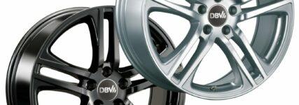 DBV: Sportliches Fünfdoppelspeichen-Rad jetzt auch in 16 Zoll