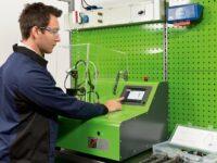 Neuer Tester von Bosch für Common-Rail-Injektoren
