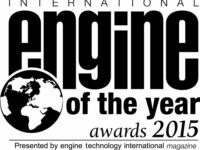 'Engines of the Year 2015' ausgezeichnet