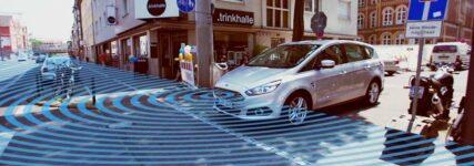 Ford mit neuer Kamera-Technologie zur Verkehrserfassung