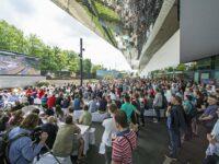 Rund um die Uhr im Porsche-Museum: Das 24-Stunden-Rennen von Le Mans