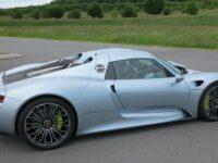 Porsche ruft seinen Supersportwagen 918 Spyder zurück in die Werkstätten