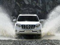 Neuer 2,8-Liter-Vierzylinder-Turbodiesel für den Toyota Land Cruiser