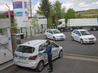 E-Mobilität: Wasserstoff für mehr als 1.000 Brennstoffzellenfahrzeuge