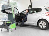 Neuer Bosch-Abgastester für die Euro-6-Abgasuntersuchung