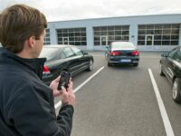 Continental: Automatisiertes Parken mit Surround-View-Kameras