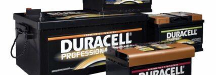 Würth vertreibt Starterbatterien von Duracell/Banner