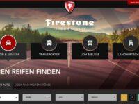 Freedom to drive: Firestone mit neuem Internetauftritt