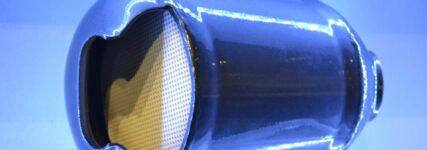Tenneco entwickelt Partikelfilter für Benzindirekteinspritzer