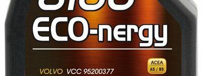 Motul 8100 Eco-Nergy 0W-30 mit Volvo-Freigabe