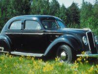 Design-Ikone: 80 Jahre Volvo PV36 Carioca