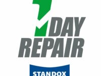 Marketingkonzept '1DayRepair' von Standox für schnelle Lackreparaturen