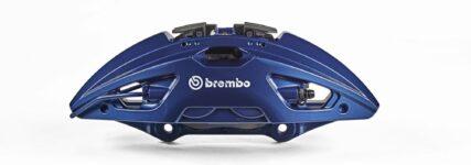 Brembo: Aluminium-Bremssättel für Hochleistungsfahrzeuge